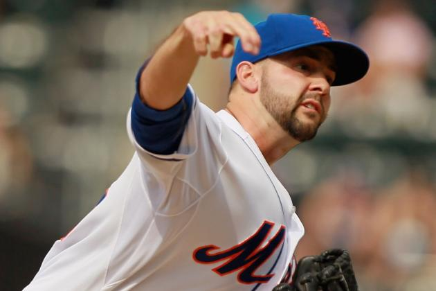Gee Pitches Well for Mets in First Outing Since Blood Clot
