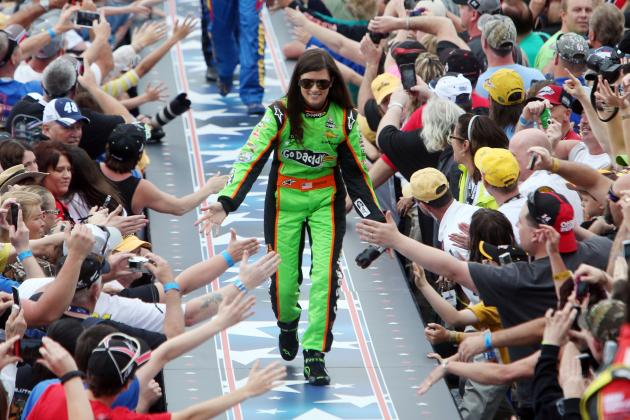 Danica Patrick: Sprint Cup Rookie Gives NASCAR, Daytona 500 Breath of Fresh Air