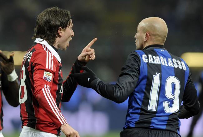 Inter Milan 1-1 AC Milan