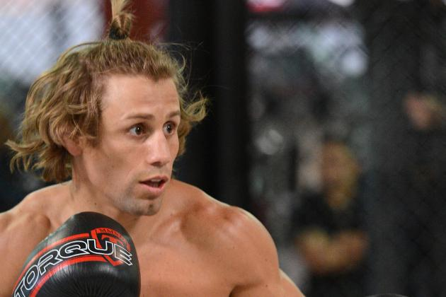 UFC 157: What's Next for Urijah Faber After Submitting Ivan Menjivar?