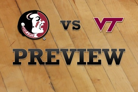 Florida State vs. Virginia Tech: Full Game Preview