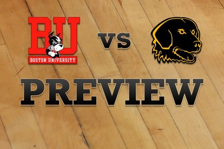 Boston University vs. UMBC: Full Game Preview