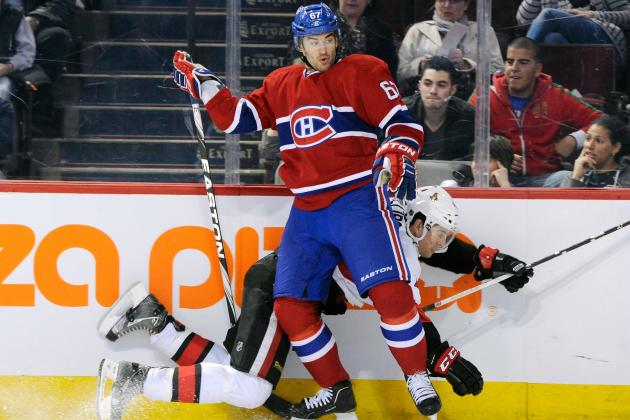 Max Pacioretty Wont Be Fined or Suspended for Hit