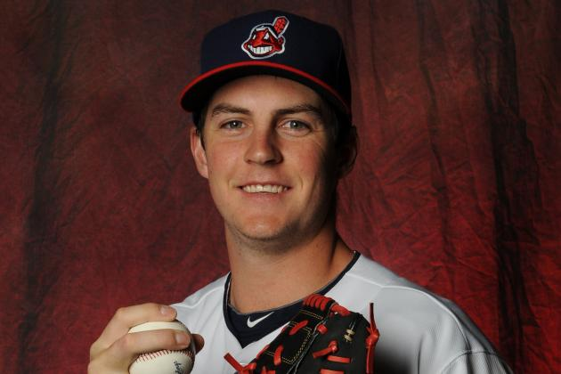 Trevor Bauer Strong in Indians Debut