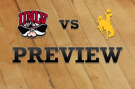UNLV vs. Wyoming: Full Game Preview