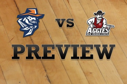 UTEP vs. New Mexico State: Full Game Preview
