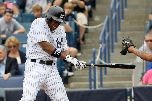 Yankees Prospects Who Are Ready Right Now to Replace Curtis Granderson