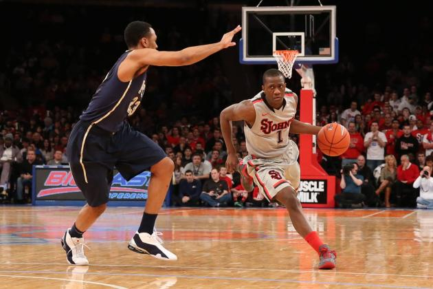 No. 20 Pittsburgh Beats St. John's 63-47