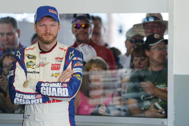 Dale Earnhardt Jr: Popular Driver Endures Another Tough Loss at Daytona 500