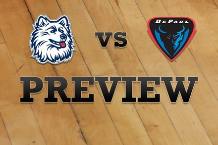 Connecticut vs. DePaul: Full Game Preview