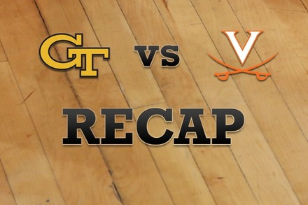 Georgia Tech vs. Virginia: Recap, Stats, and Box Score