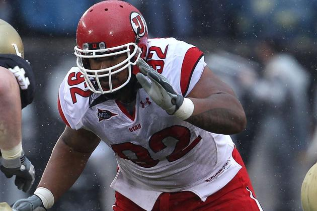 Utah DT Star Lotulelei Will Not Participate in Combine
