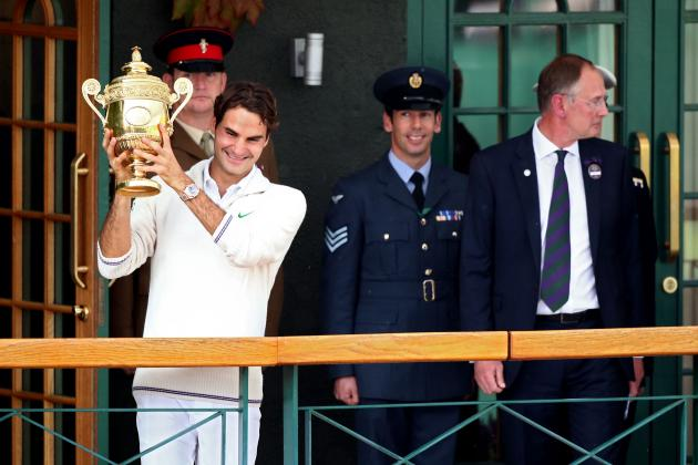 Roger Federer: Swiss Maestro Still Has What It Takes to Become World No. 1