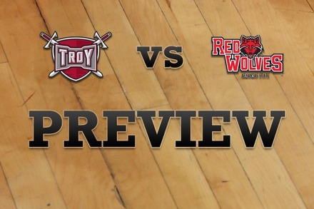 Troy vs. Arkansas State: Full Game Preview