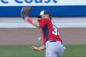 Bryce Harper Highlights Spring Opener with Juggling Circus Catch (Video)
