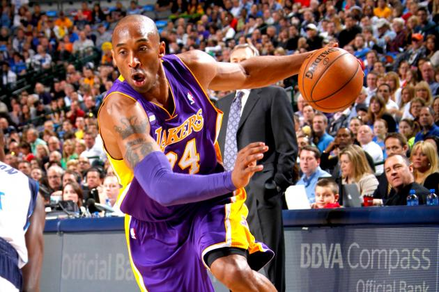 Kobe Bryant Backs Up Playoff Guarantee with Statement Win over Dallas Mavericks