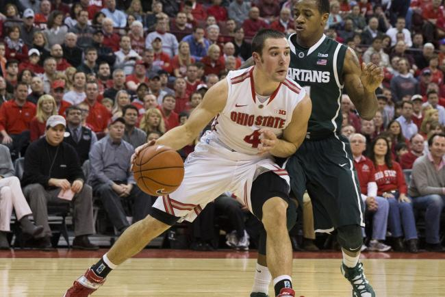 Aaron Craft has led the Buckeyes with passion.