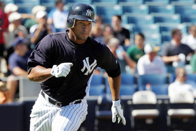 Curtis Granderson Injury: It's Time for Zoilo Almonte to Shine