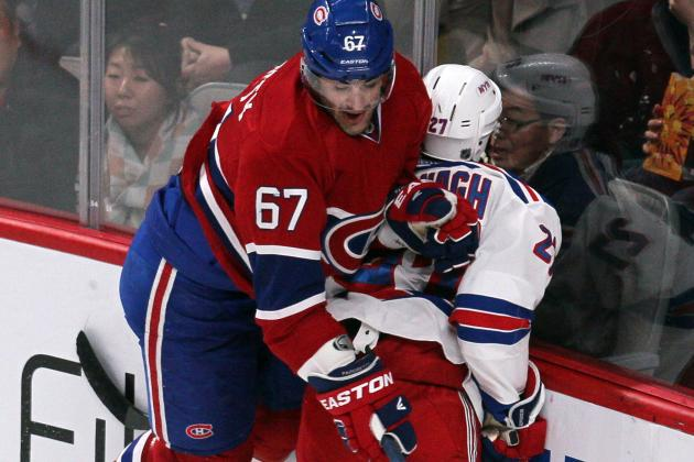 Pacioretty Will Not Receive Further Discipline