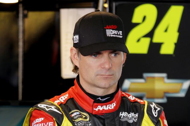 Jeff Gordon: Frustration Continues to Build for Former Daytona 500 Winner