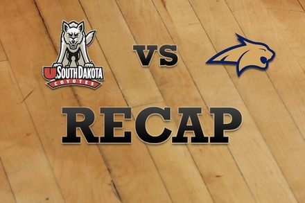 South Dakota vs. Montana State: Recap, Stats, and Box Score
