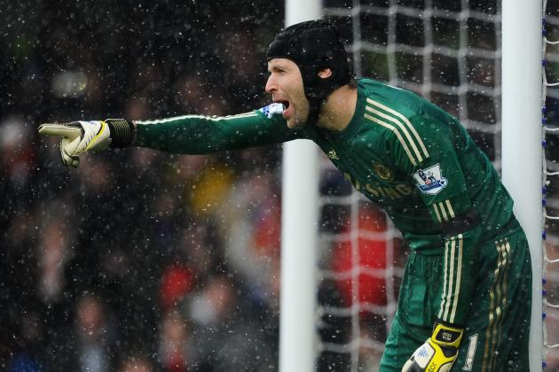 Manchester City vs. Chelsea: Blues in Safe Hands with Petr Cech
