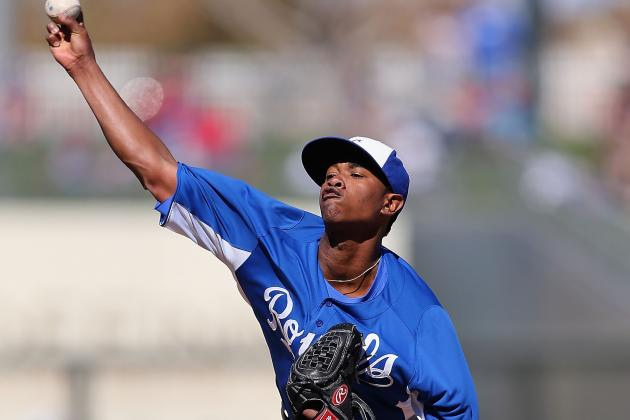 Royals Think They Have an Ace in Ventura