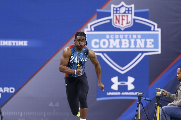 NFL Draft 2013: Hottest Prospects Coming out of Combine