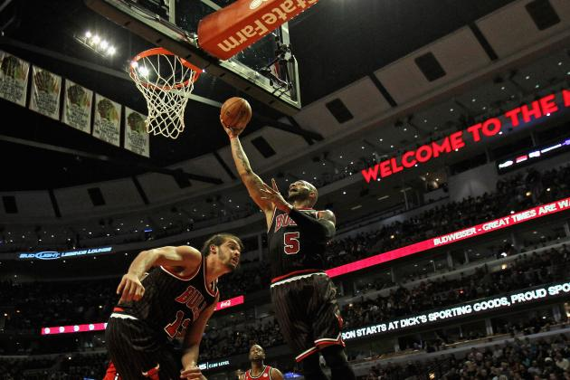 Why It's Too Early to Bury Chicago Bulls from Title Contention