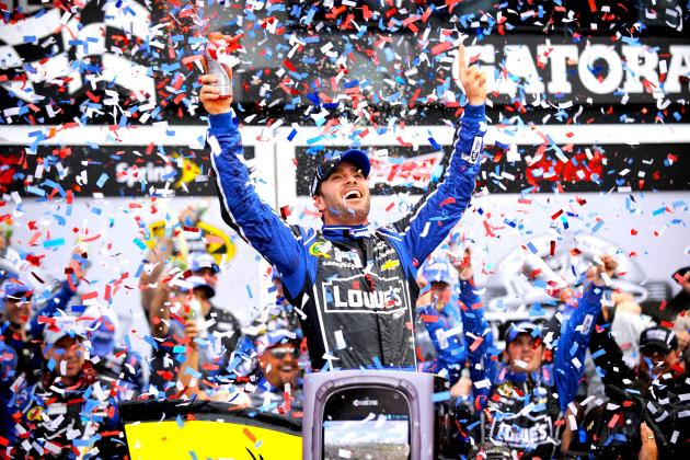 Jimmie Johnson Wins 55th Daytona 500: Full Results, Analysis