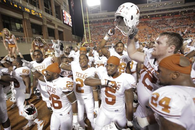 Texas Spring Game 2013: Date, Time, Practice Schedule and TV Info