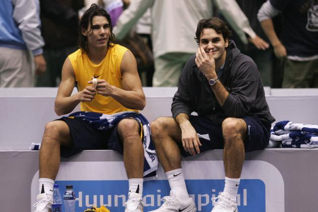 Federer vs. Nadal and Top Tennis Rivalries Will Have Fewer Future Clashes