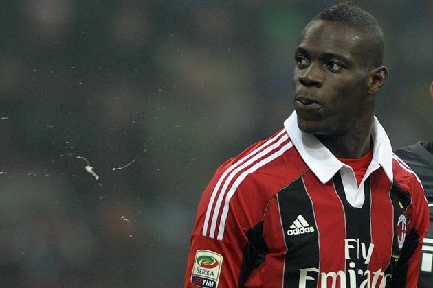 Inter Milan 1-1 AC Milan: Balotelli Suffers Racial Abuse During Milan Derby