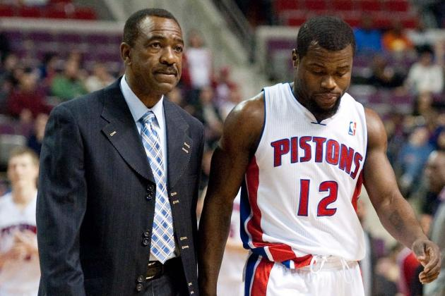 NBA Suspends Pistons' Will Bynum for Striking Pacers' Tyler Hansbrough