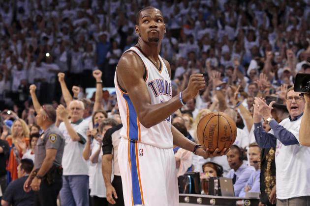 Kevin Durant's Evolution Is the Final Step in OKC Thunder's Maturation