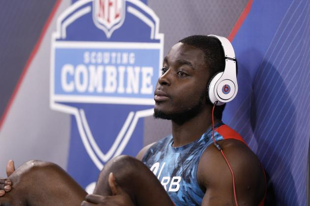Montee Ball Combine: Evaluating Wisconsin RB's Draft Stock After Strong Showing