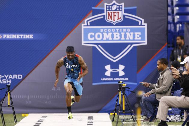 NFL Combine 2013 Results: Top WRs Who Bolstered Draft Stock with Blazing 40s