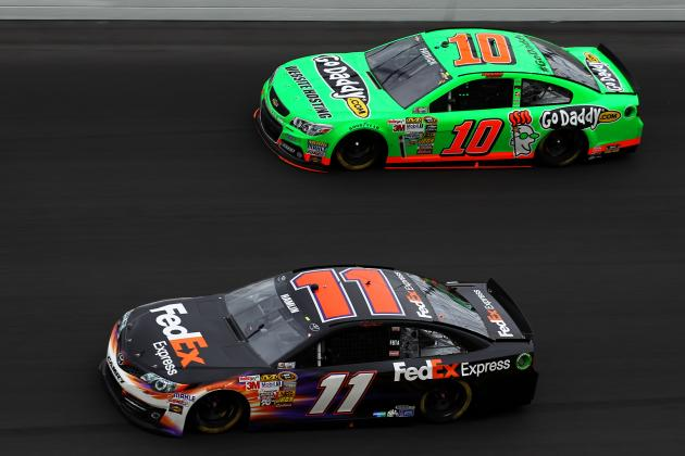 Danica Patrick Makes History at Daytona 500