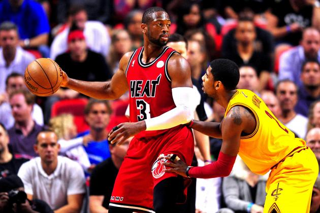 Cleveland Cavaliers vs. Miami Heat: Live Score, Results and Game Highlights