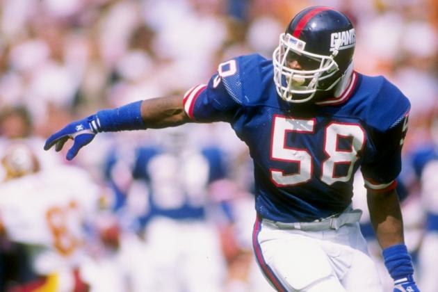 Former New York Giants Linebacker Carl Banks Proves There Is Life After the NFL