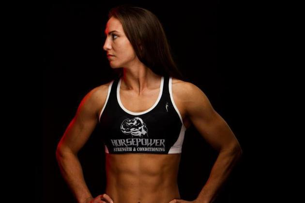 Invicta FC's Kaitlin Young: Sponsor Owes Money, Merchandise from Previous Fights