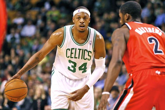 Boston Celtics vs. Portland Trail Blazers: Live Score, Results, Game Highlights