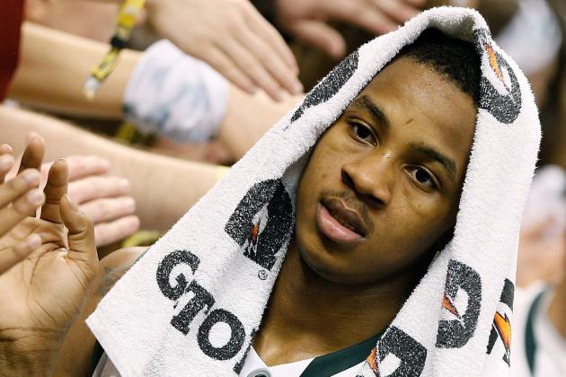 Michigan State's Appling Says Struggles Come Down to Not Playing Hard Enough