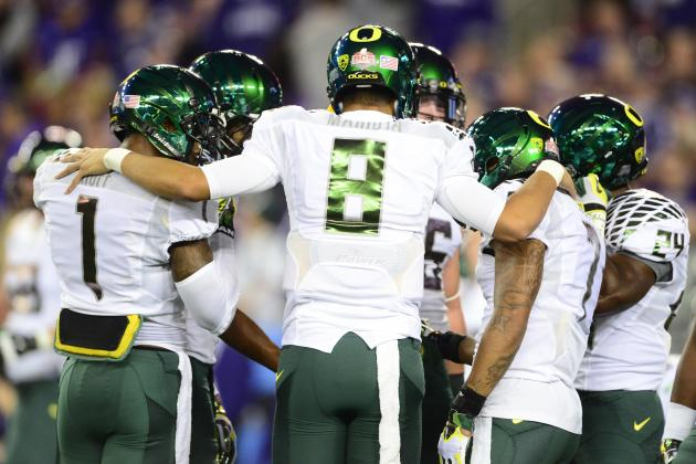 Oregon Spring Game 2013: Date, Time, Practice Schedule and TV Info