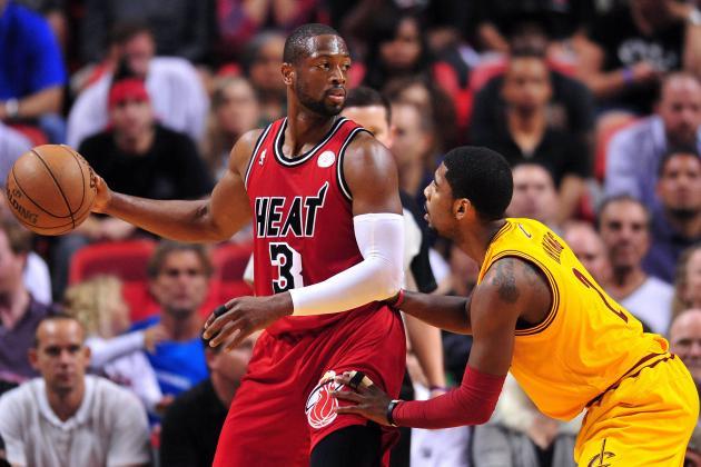 NBA Gamecast: Cavaliers vs. Heat
