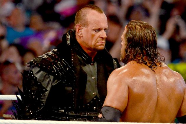 Wrestlemania 29: It's Time for the Undertaker to Retire