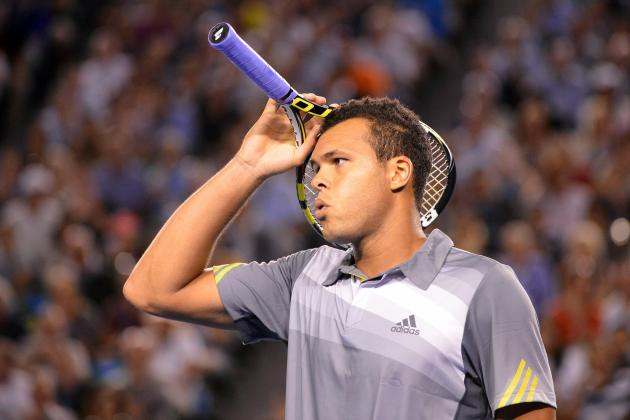 ATP Tour Open 13: Breaking Down Jo-Wilfried Tsonga's Path to the Championship