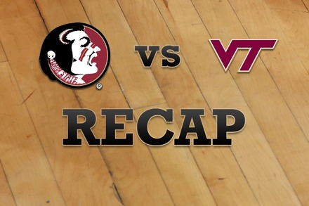 Florida State vs. Virginia Tech: Recap, Stats, and Box Score