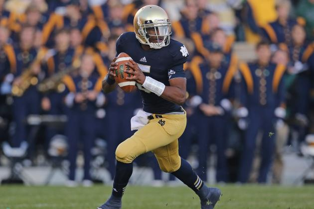 Notre Dame Football: What Everett Golson Must Do to Succeed in 2013