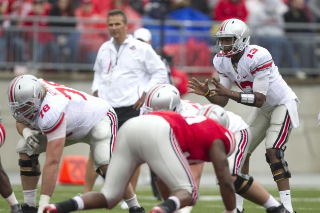 Ohio State Spring Game 2013: Date, Time, Practice Schedule and TV Info